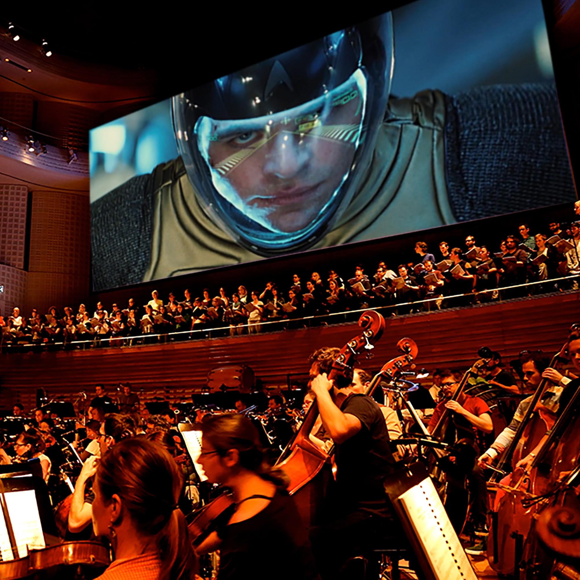 Oregon Symphony To Play Star Trek Score Live
