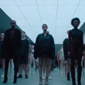 """088200ec4d4c4 Critics and Kanye West fans react to Adidas collab fashion show """"Yeezy   Season 1."""""""