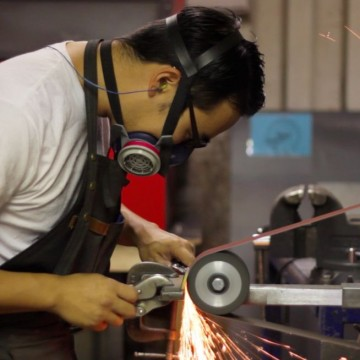 Golocalpdx Portland Made Straight Razor Maker Scott Miyako