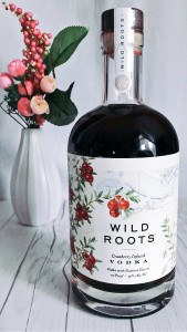 Wild Roots Cranberry Vodka