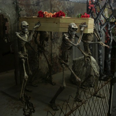 13th Door Haunted House & GoLocalPDX | 20 Fun Fall Festivals And Activities