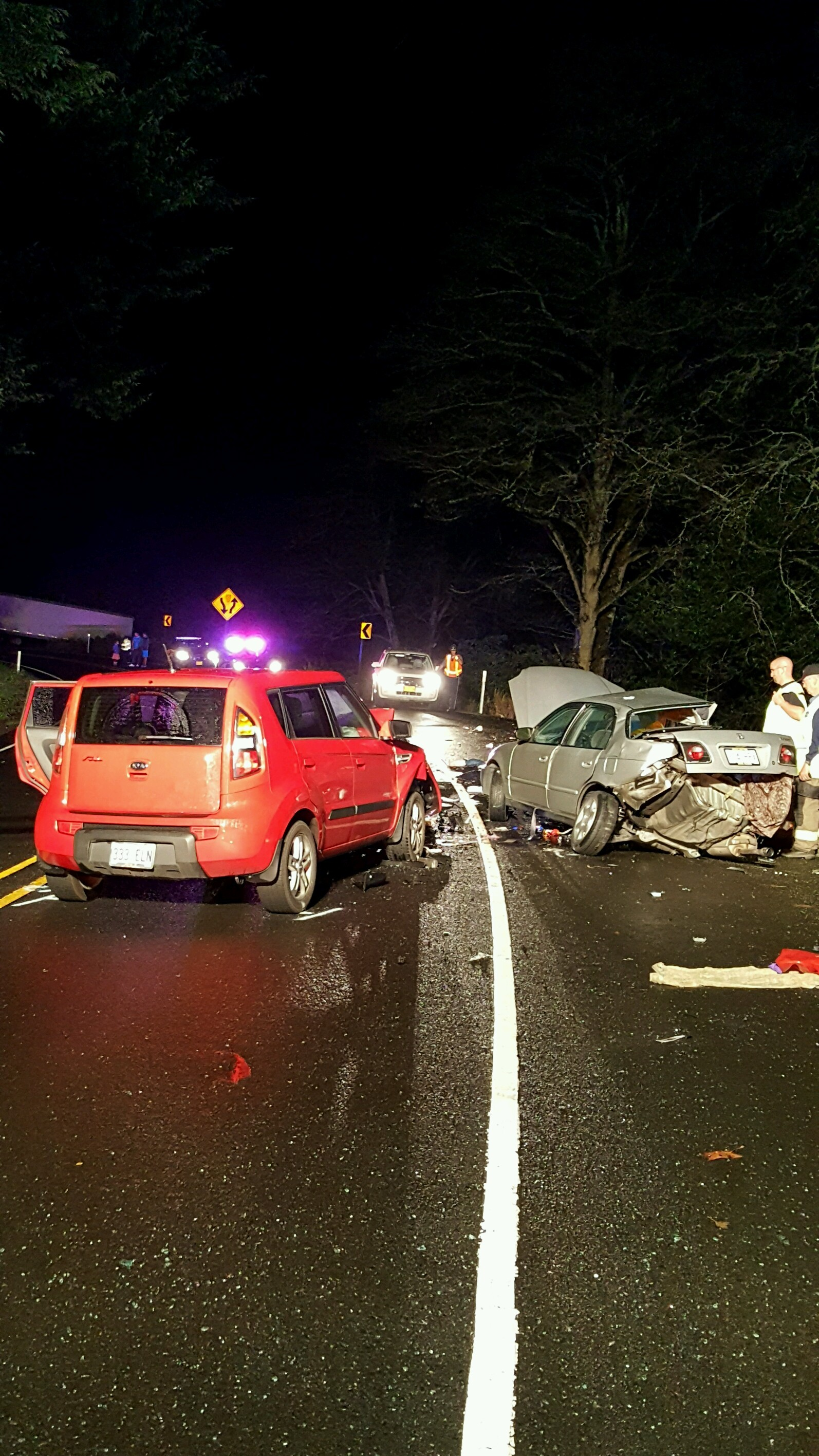 GoLocalPDX | 5 People Killed in 4 Western Oregon Crashes Over 12