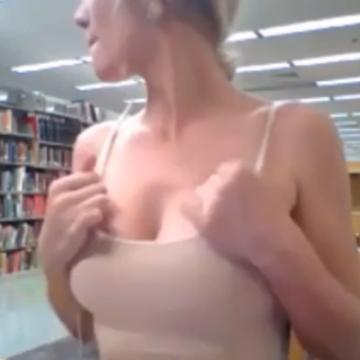 Library girl porn osu