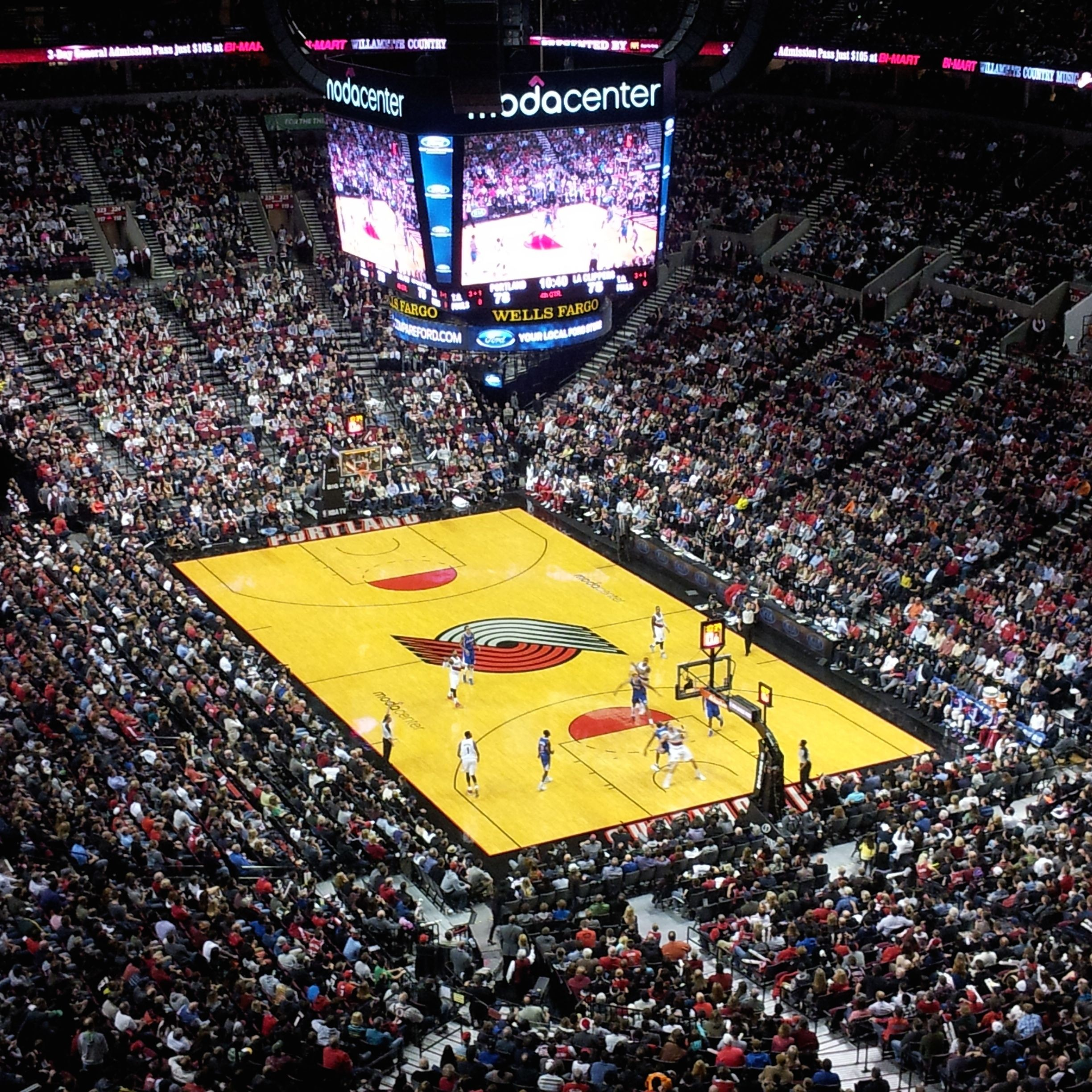 Woman Dies Day After Collapsing At Blazer Game