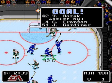 Golocalpdx Nhl 94 On Sega Genesis Is The Best Video Game Ever Made