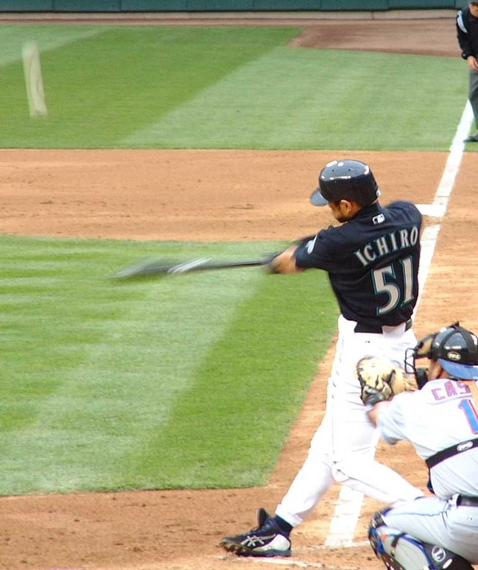 Living Legend – The Real Impact Of Ichiro