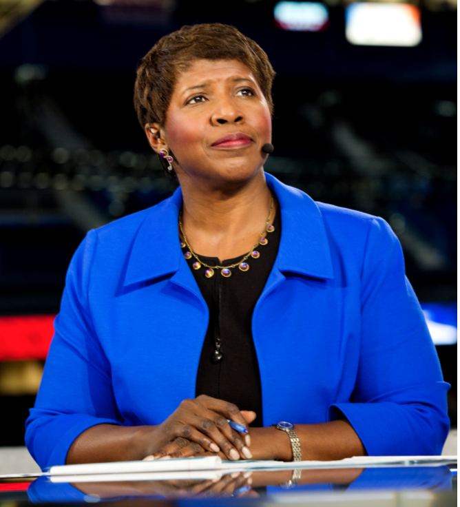 Journalist And Newscaster Gwen Ifill Passes