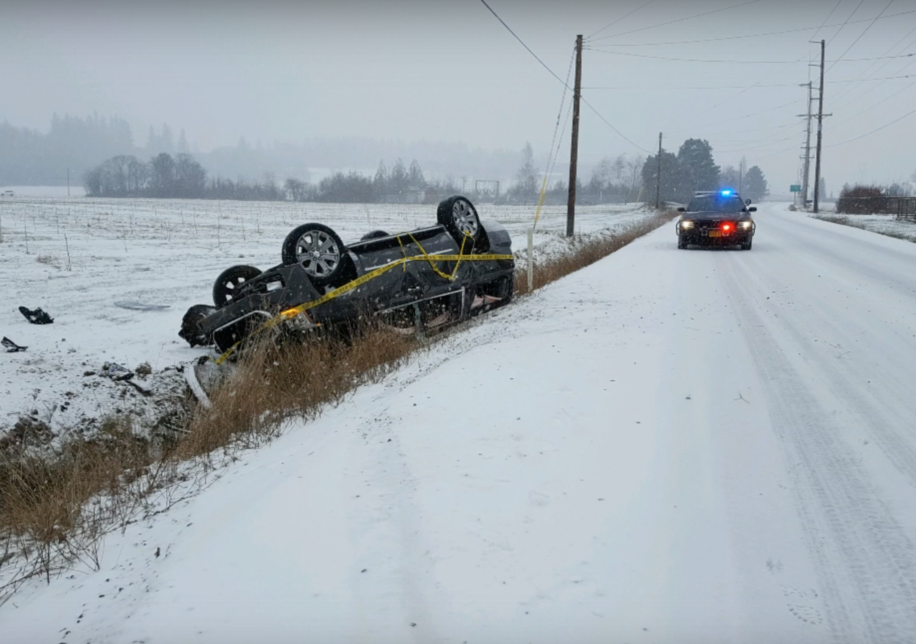 GoLocalPDX | Oregon State Police Offer Travel Tips After