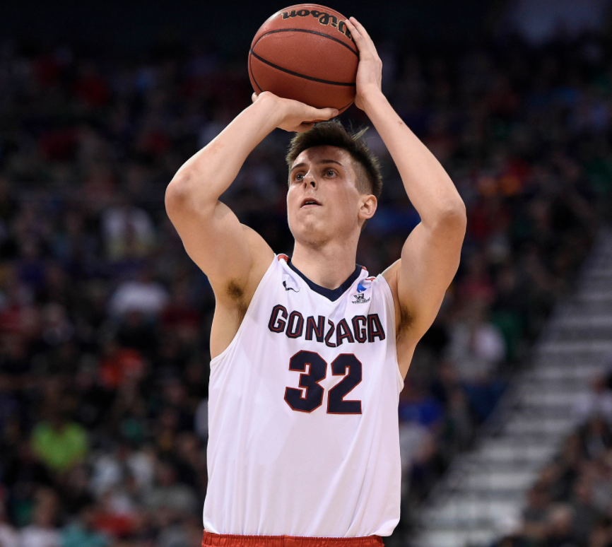 Trail Blazers Select Gonzaga's Collins At #10